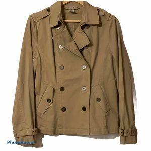 The Territory Ahead Utility Jacket Khaki -371-